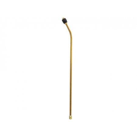 Trubka mosaz 50cm s tryskou  MESTO 3655