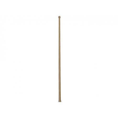 Prodlužovací trubka mosaz 50cm  MESTO 3660