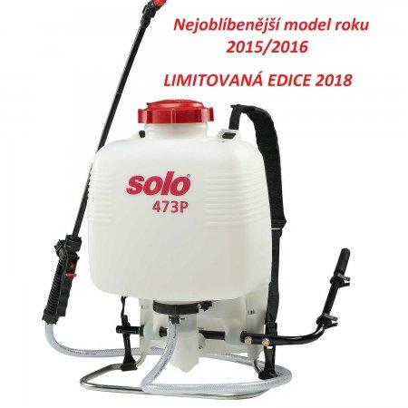 Zádový postřikovač Solo 473P CLASSIC12l