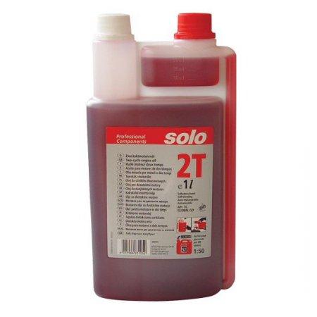 Profi olej pro 2T motory ve vylepšeném balení s dávkovačem 1l   0083105