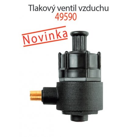 Kompresní ventil vzduchu EPDM těsnění  39590