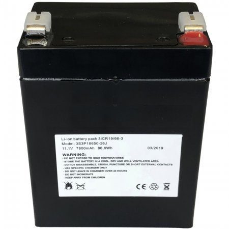 Akumulátor 7,8Ah Lion 00841801